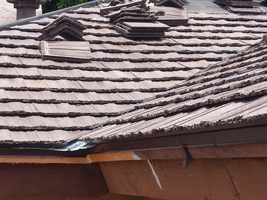 Boral Cedar Roofing Tile Installation In Del Mar Ca 92014