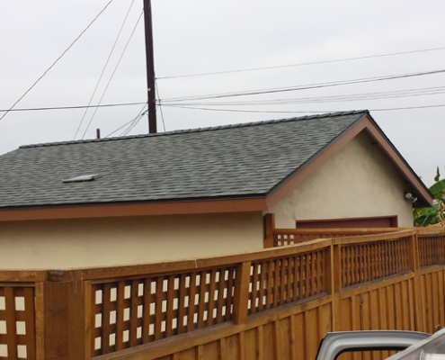 Lifetime warranty asphalt roof shingles for San Diego, CA