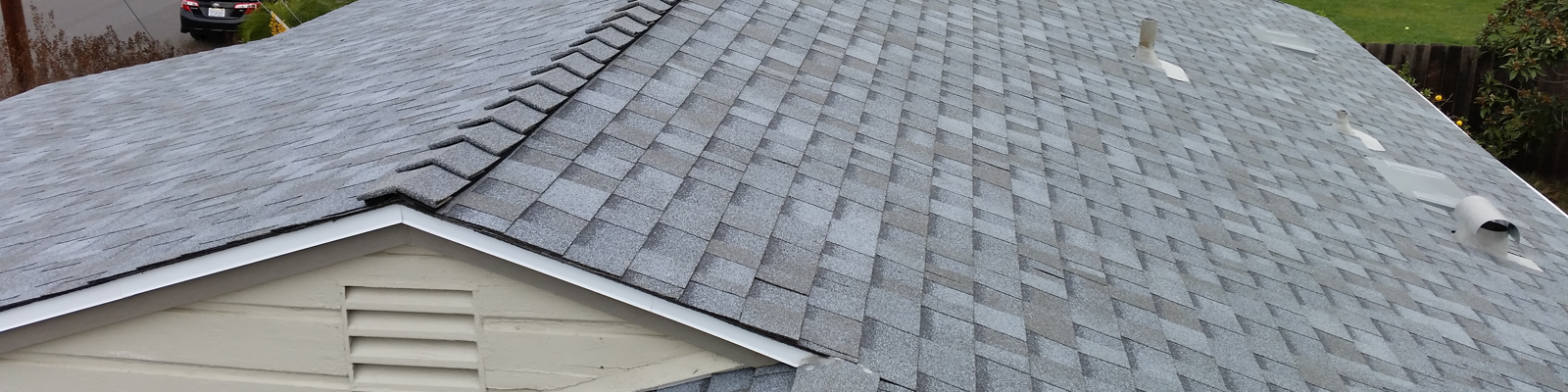 Asphalt roof shingle installation services in San Diego