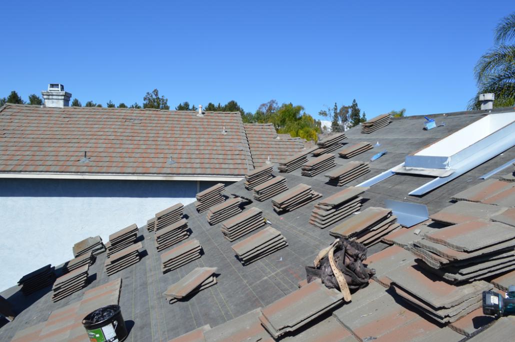 Tile Roof Repair In San Diego Ca 92128