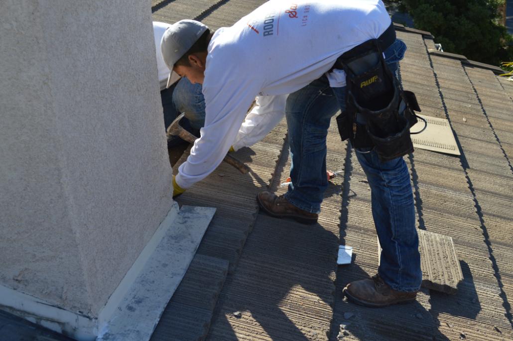 Roof Tile Repair In Scripps Ranch Ca 92131 Portfolio