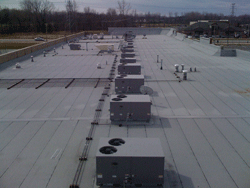 Commercial roof repair San Diego