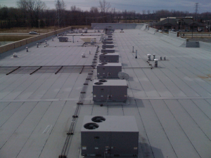 San Diego commercial roofing repair