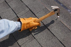Roofing repair in San Diego
