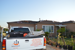 San Diego roof installation and repair