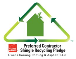 Asphalt shingle recycling San Diego