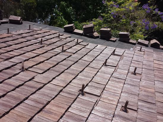 Boral Cedar Roofing Tile Installation In Del Mar Ca 92014