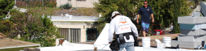 Commercial roof installation contractor in San Diego, CA