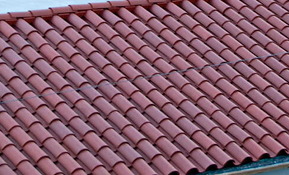 Clay tile roofing for San Diego