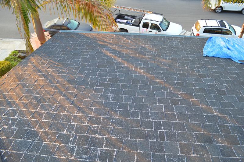 Asphalt Shingle Roofing Installation In Pacific Beach San