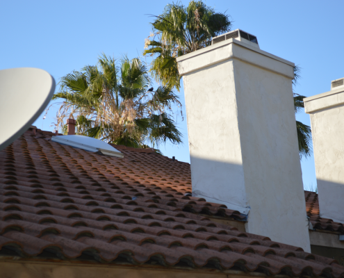 Rancho Penasquitos roof tile repair-3