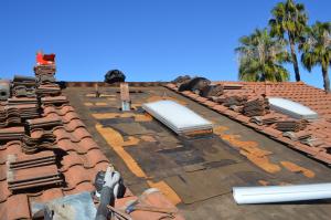 Rancho Penasquitos roof tile repair-1