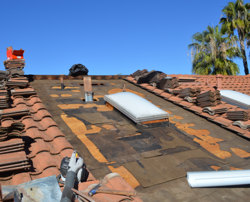 Rancho Penasquitos roof tile repair-1