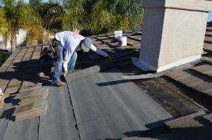 roof tile repair iin Scripps Ranch