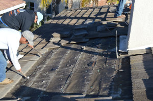 Scripps Ranch tile roof repairs-1