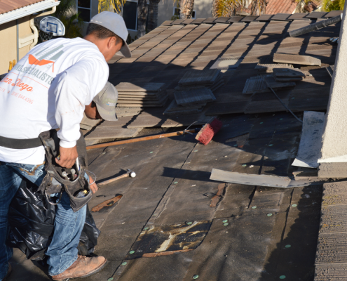 Scripps Ranch tile roof repairs-4